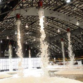 Foam Based Suppression System